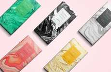 Marbled Chocolate Packaging