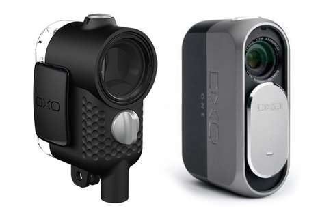 Waterproof Smartphone Camera Modules - The DxO One iPhone Module Promises Streamlined Photo Setups