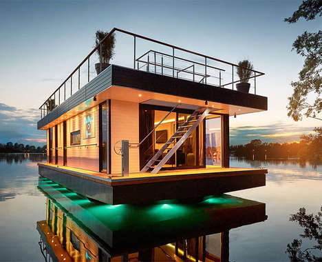 Cosmopolitan Water Homes