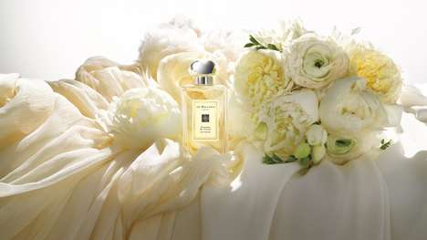Wedding Fragrance Consutations - The Four Seasons Tokyo is Offering a Scent-Focused Wedding Package