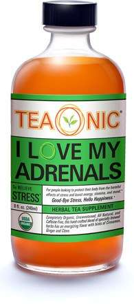 Adrenal Health Beverages - This Teonic Drink is Suited to Increasing Energy and Coping with Stress