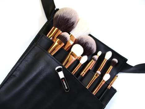 Cosmetic Brand Pins - Morphe's New Brush Pin Lets Consumers Show Off Their Love for the Brand