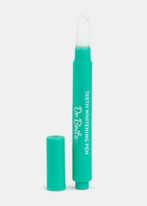 Organic Teeth-Whitening Wands - Dr. Brite's Brightening Pen is Infused With Antioxidant Ingredients