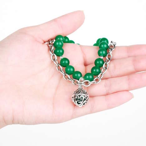 Insect-Repelling Jewelry - This Bracelet By Invite Only Wards Off Mosquitos With Bug Repellant Beads