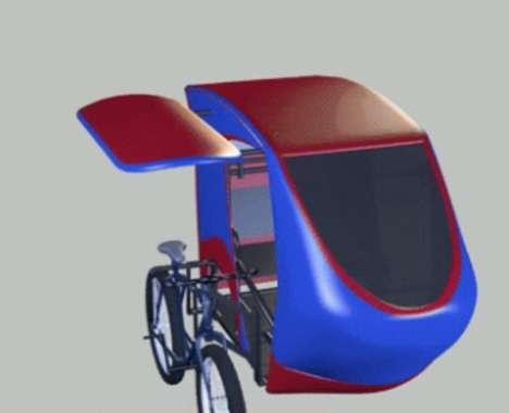 Multi-Functional Bike Sidecars