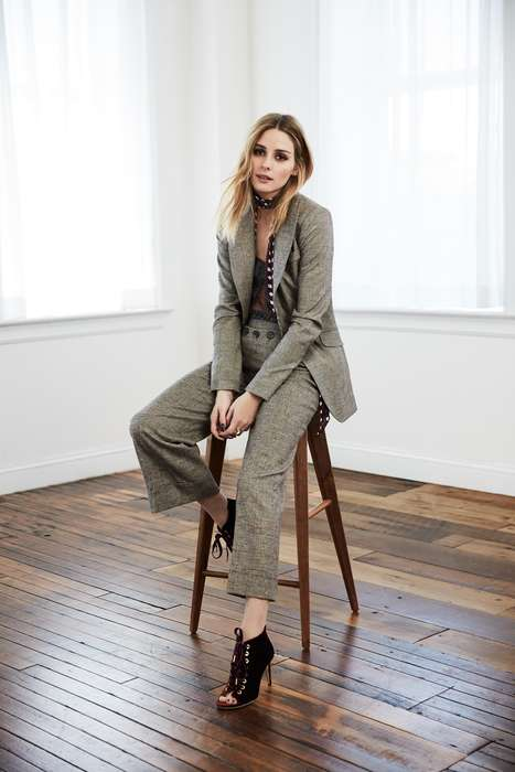 Style Icon Clothing Collections - The New Olivia Palermo + Chelsea28 Line Boasts a 1970s Influence