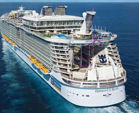 City-Sized Cruise Ships