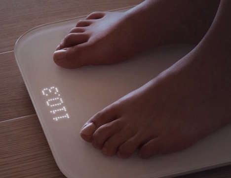 High-Sensitivity Smart Scales - This Weight Scale Can Detect the Smallest Changes in Weight