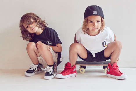 Urban Kids' Clothing Collections - These Clothes Offer Excellent Back-to-School Looks for Children