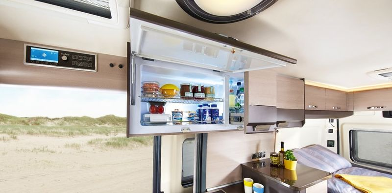 Space-Saving Camper Vans