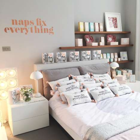 Vlogger-Designed Lifestyle Brands - The Zoella Lifestyle Line Was Created by YouTuber Zoe Sugg