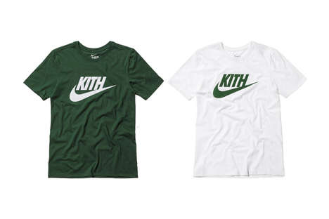 Collaborative Tennis-Inspired Tees - The KITH and Nike Apparel Was Made in Honor of the US Open