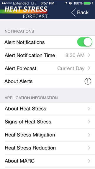 Cattle-Centric Climate Apps - This App Helps Ranchers Take Steps to Prevent Heat Stress In Cattle