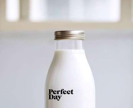 35 Alternative Milk Beverages