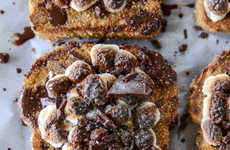This S'mores French Toast Recipe is a Sweet Take on the Morning meal