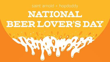 Celebratory Beer Promotions - Hopdoddy is Celebrating National Beer Lover's Day with Craft Brews