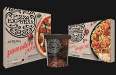 Pizza Brand Ready Meals