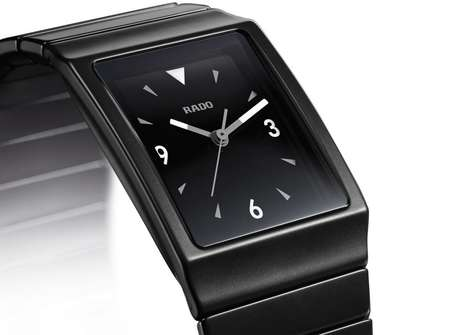 Cubic Watch Designs - This Watch Was Designed in Different Variations for Both Men and Women