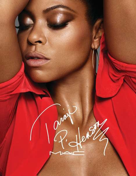 TV Star Cosmetics Collections - The MAC x Taraji P. Henson Collection is Ultra Versatile