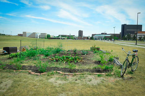 Sustainable Gardening Clubs - This Campus Club Promotes Proactive Urban Gardening Practices