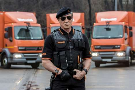 Celebrity Combat Bread Ads - Sylvester Stallone Stars in this Warburtons Bakery Commercial Spot