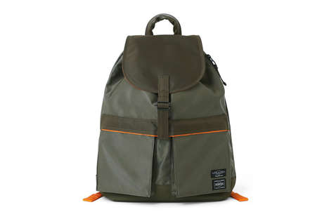 Luxe Nylon Backpacks - PORTER and rag & bone Joined to Design a Series of Refined Carriers