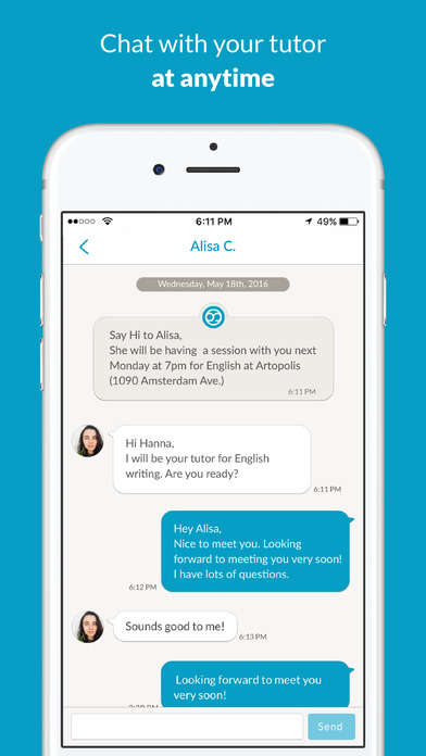 On-Demand Tutor Apps - The GooRoo App Helps Students Access Rapid Academic Mentoring