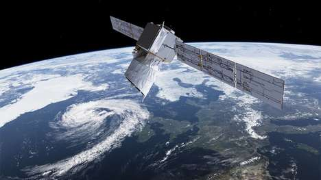 Worldwide Wind Satellites - The Aeolus Satellite Will Be the First to Monitor Global Wind Patterns