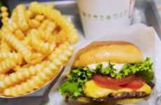 Burger Chain-Branded Cookbooks - Shake Shack is Set to Debut an Official Cookbook