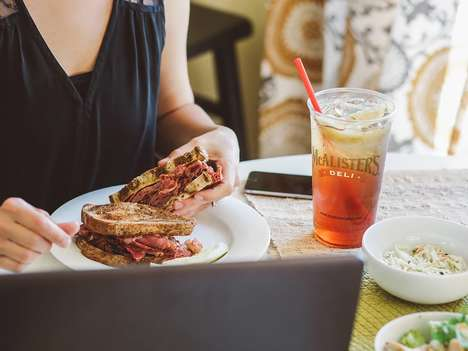 Seasonal Deli Menus - McAlister's Deli is Putting a Seasonal Twist on Its Most Popular Dishes