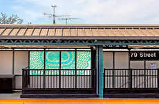 Community-Decorated Stations