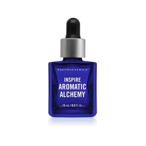 Boosting Creativity Aromatherapy - The Inspire Aromatic Alchemy Oil Stimulates The Imagination