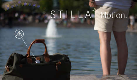 Smart Multipurpose Tracker Devices - The Stilla Motion Keeps an Eye on Your Belongings and More