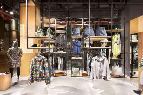 Eclectic Sports Retail Stores - These PUMA Black Label Stores Were Placed in China and Japan