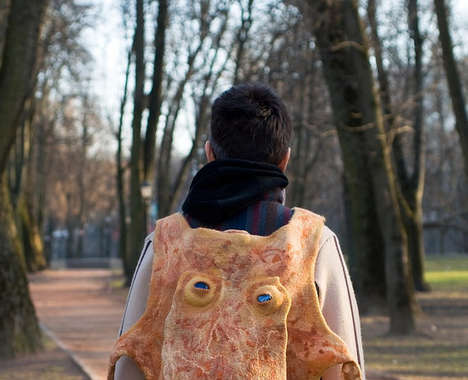 Realistic Octopus Backpacks