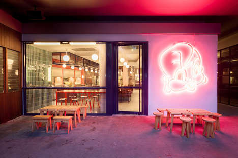Contemporary Chinese Diners - The Restaurant Little Bao Has a New Location Due to Its Cult Status