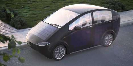 "Crowdfunded Solar Cars - Sono Motors' 'Sion' Introduces an Affordable ""Solar Car for Everyone"""