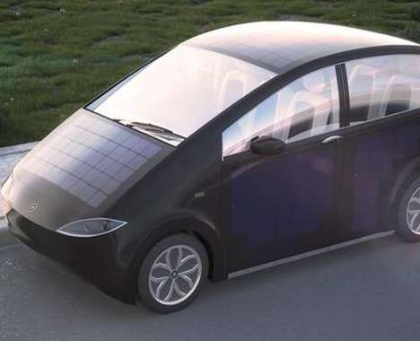 Crowdfunded Solar Cars