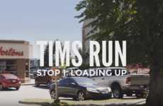 Hockey Star Coffee Commercials - The New Tim Hortons Ad Features Two NHL Stars on a Coffee Run