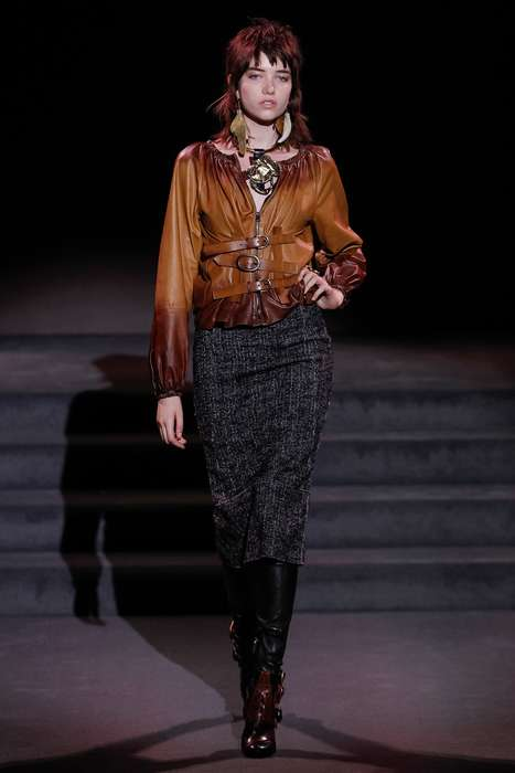 Shoppable Ready-to-Wear Runways - The Tom Ford Fall/Winter Collection Can Now Be Purchased Online