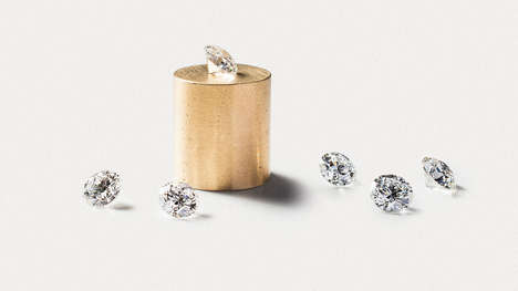 Man-Made Diamonds - Startup Diamond Foundry Makes Their Own Ethical Diamonds and Bespoke Jewelry