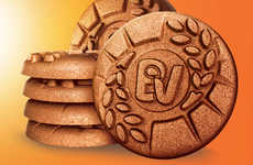 3D Breakfast Biscuits - Cadbury Bournvita is Now Available as a Chocolate Breakfast Cookie