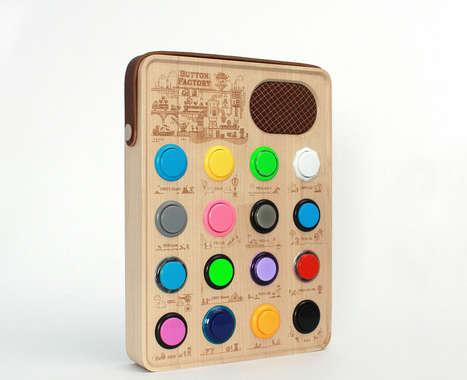 Arcade Button Testers