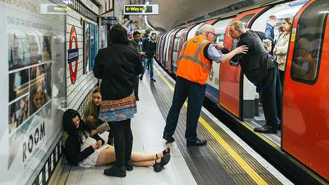 London Underground Renaissance Photos - Toby Ziff's Images Apply 16th Century Principles to the Tube