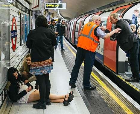 London Underground Renaissance Photos