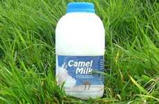 Nutritious Camel Milks - This UK Company Sells Camel Milk as a Nutrient-Rich Dairy Option