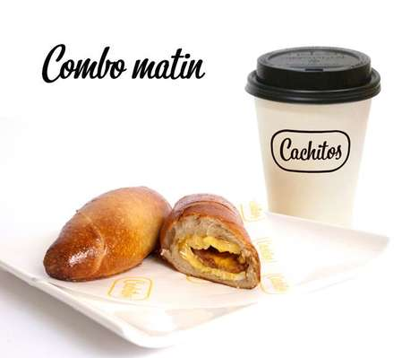 Venezuelan Pastry Pairings - This Montreal Bakery Sells Cachitos Alongside Fresh Coffee