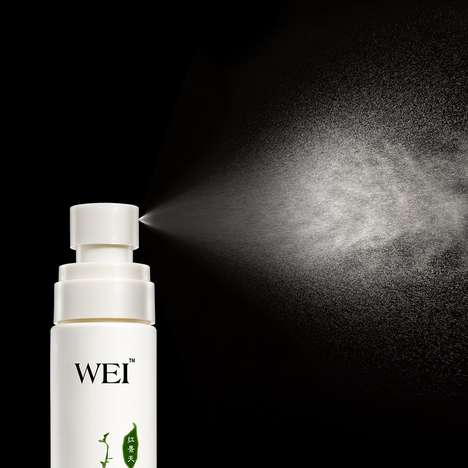 Pollution-Combating Facial Mists - This Refreshing Mist is Made from the Flowering Plant Golden Root