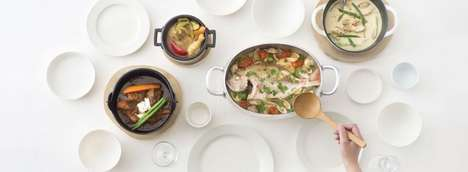 Solo Diner Eateries - The 'also Soup Stock Tokyo' Offers Hearty Home Cooked Meals for Single Eaters