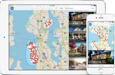Comprehensive Real Estate Apps - This App Provides the Largest Database of Listed Properties